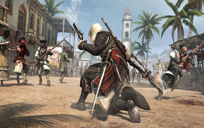 Персонажи - Общая информация - Assassin's Creed 4: Black Flag ... | 500x800